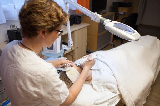 Ultraschallbehandlung